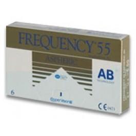 Zdjęcie opakowania Frequency 55 Aspheric