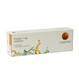 Proclear 1 day Multifocal - 30 szt. - wyprzedaż (+3,25, -5,50, -6,00)
