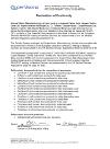 Deklaracja zgodności Cooper Vision